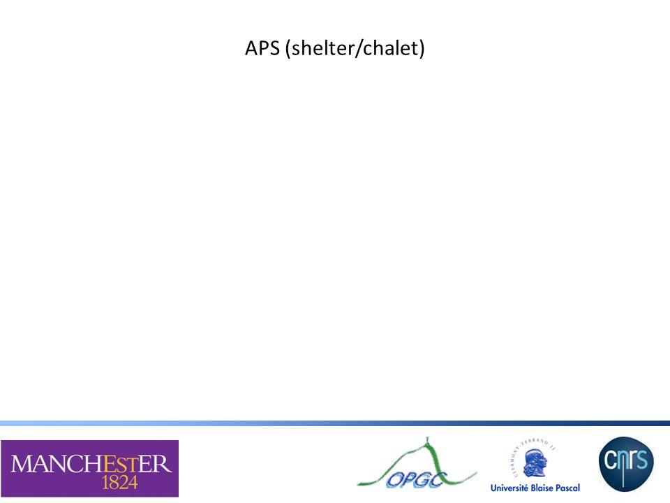 APS (shelter/chalet)