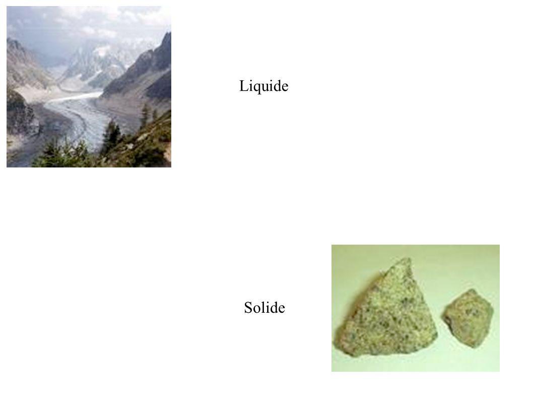 Liquide Solide