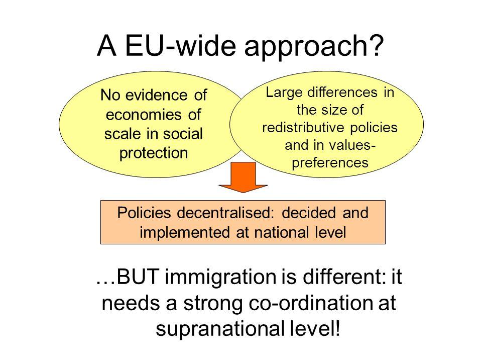 A EU-wide approach.