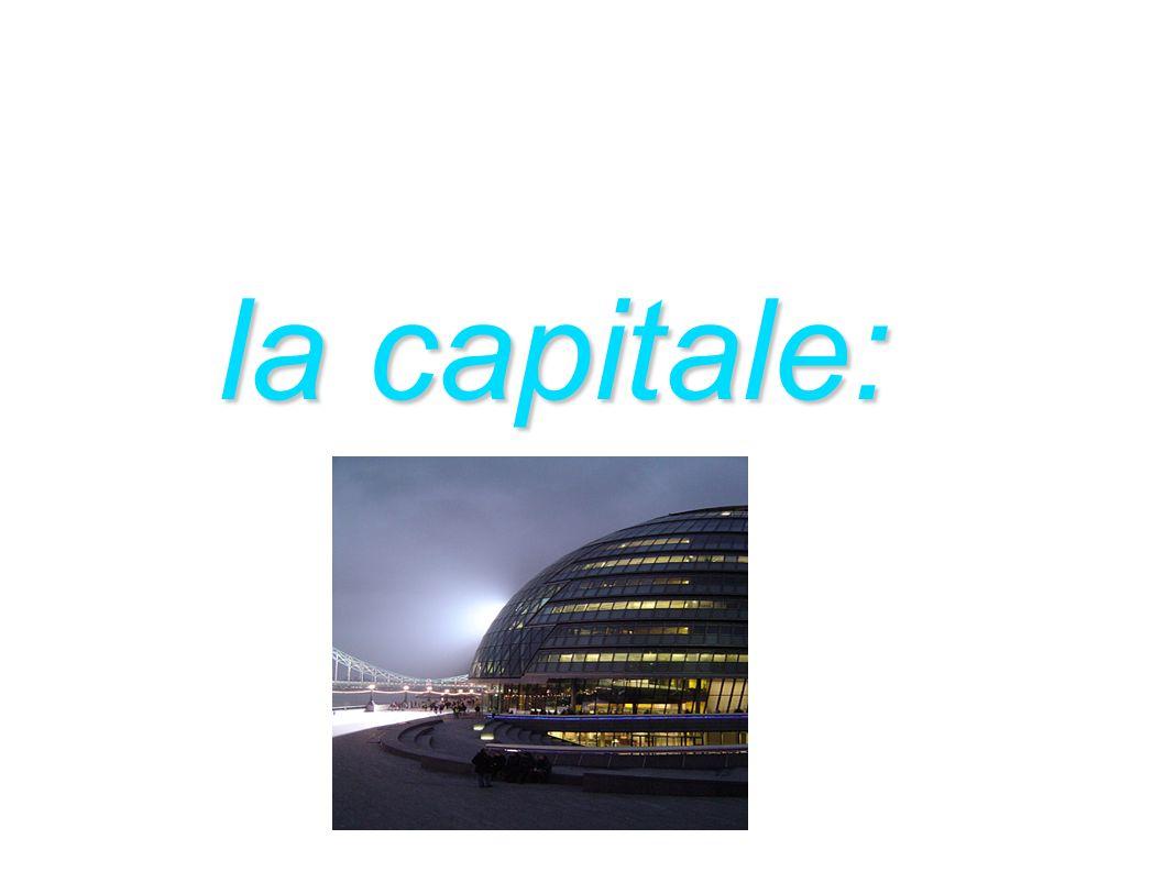 la capitale: