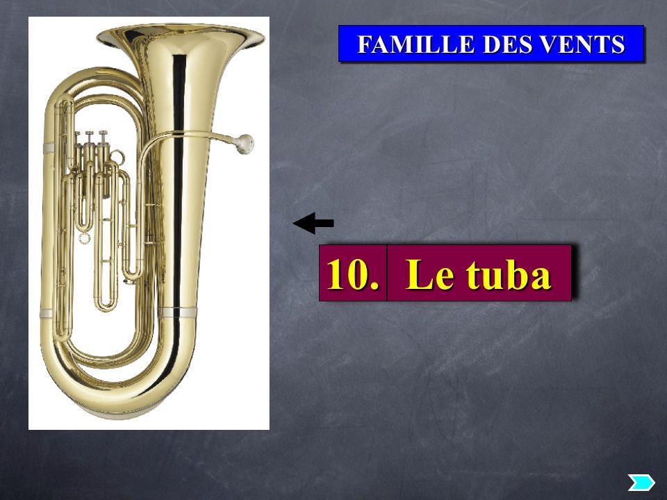 10.10. Le tuba FAMILLE DES VENTS