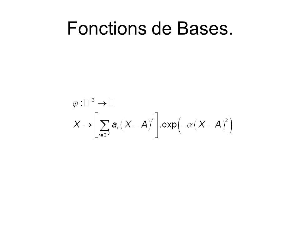 Fonctions de Bases.