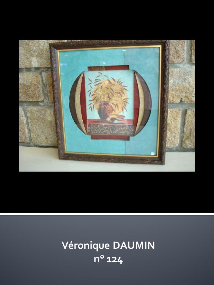 Véronique DAUMIN n° 124