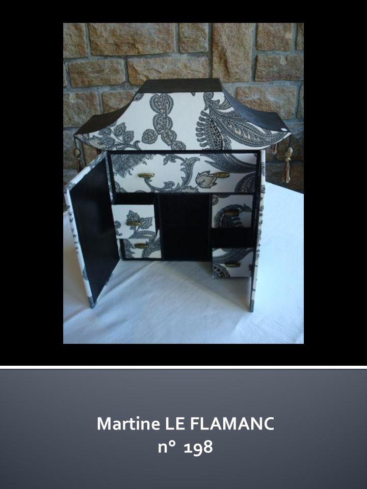 Martine LE FLAMANC n° 198