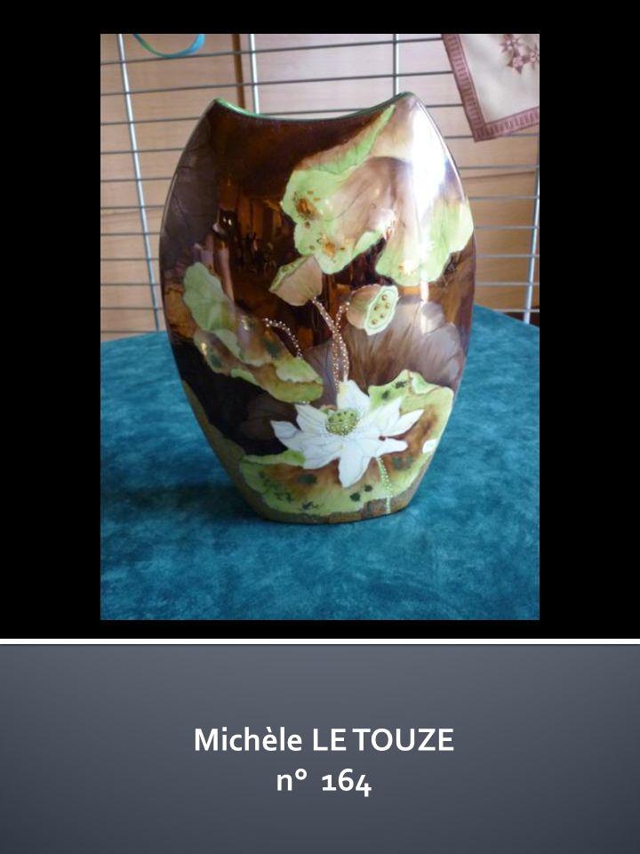Michèle LE TOUZE n° 164