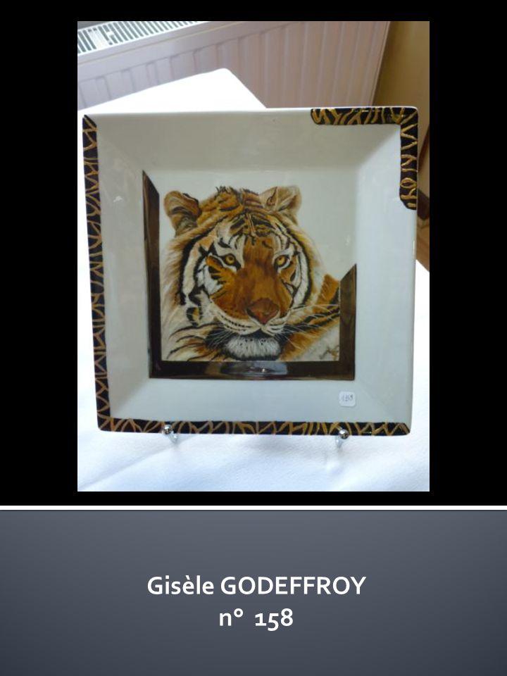 Gisèle GODEFFROY n° 158