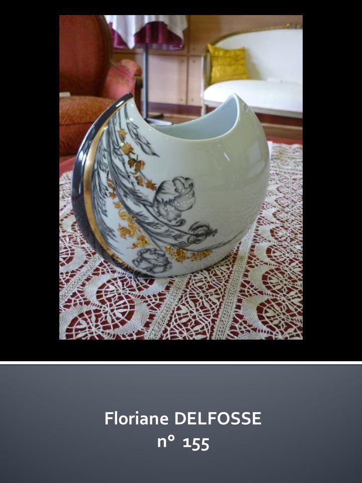 Floriane DELFOSSE n° 155
