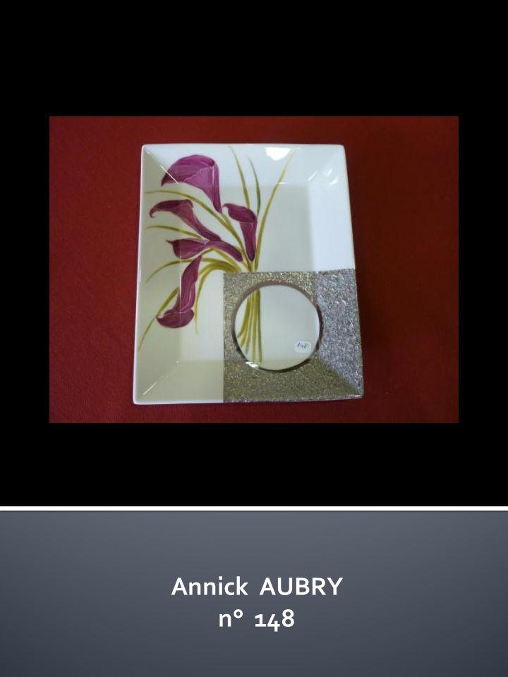 Annick AUBRY n° 148