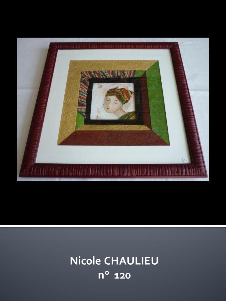 Nicole CHAULIEU n° 120