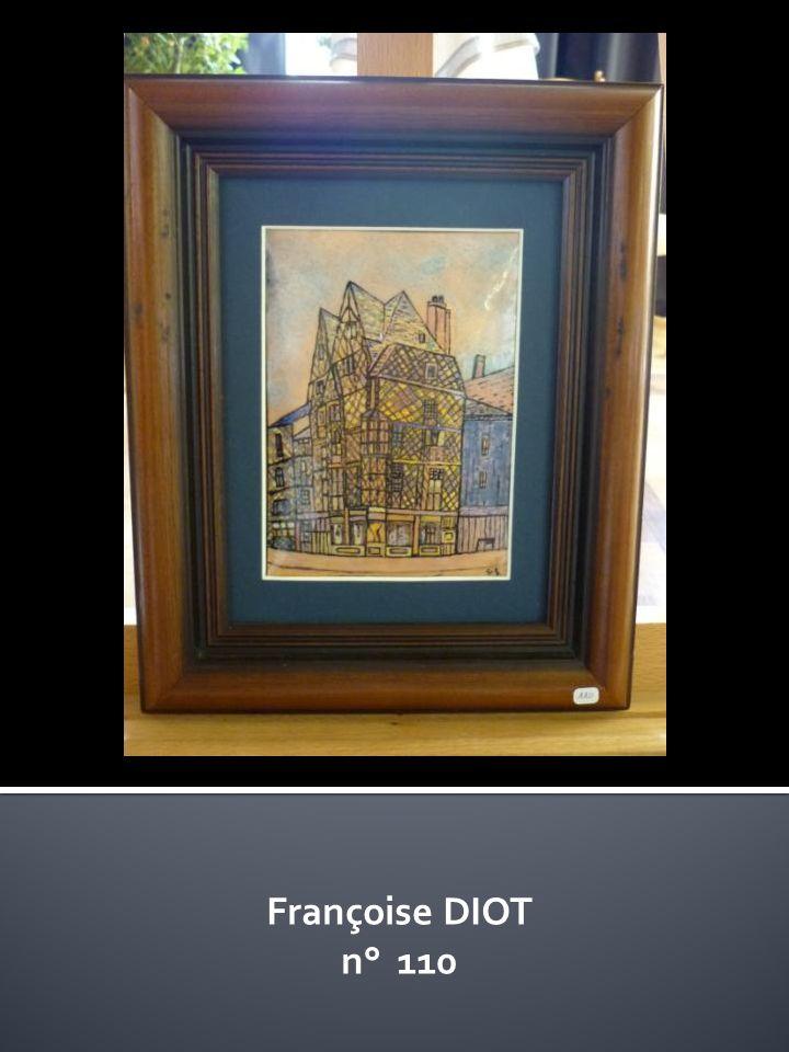 Françoise DIOT n° 110