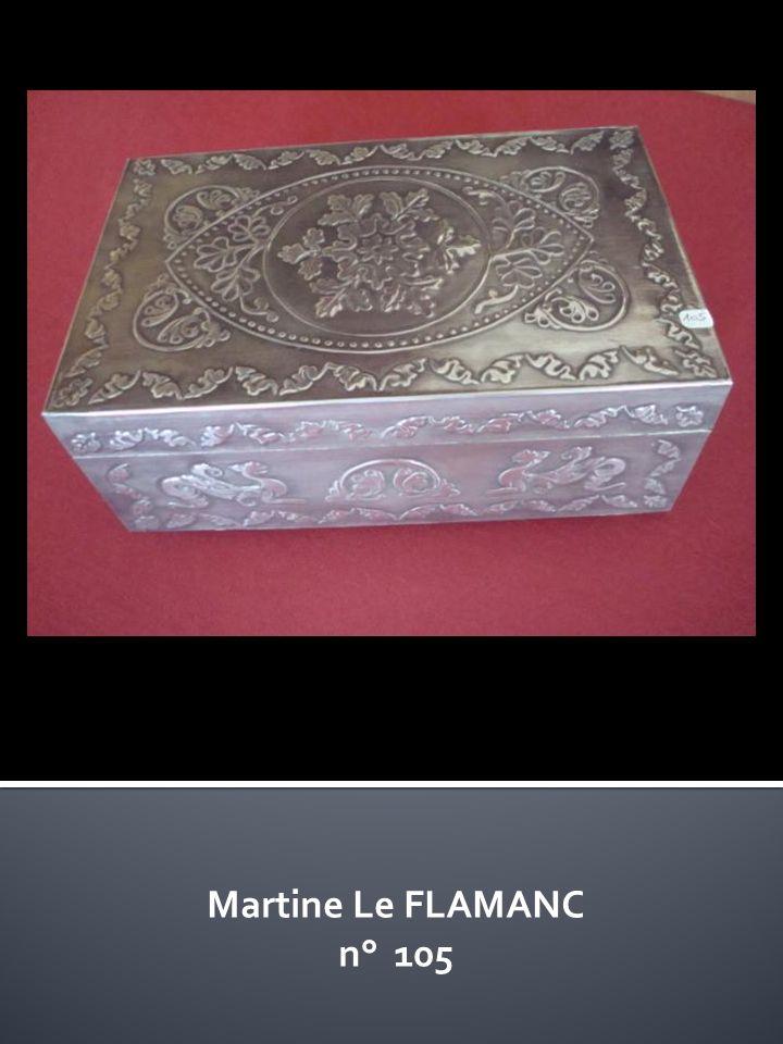Martine Le FLAMANC n° 105