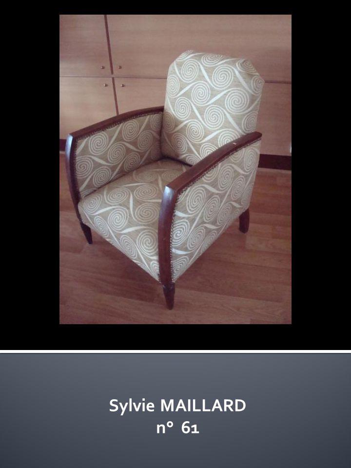 Sylvie MAILLARD n° 61