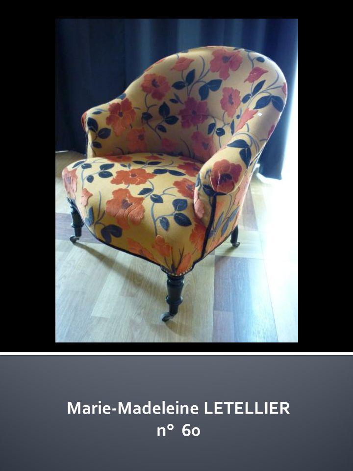 Marie-Madeleine LETELLIER n° 60