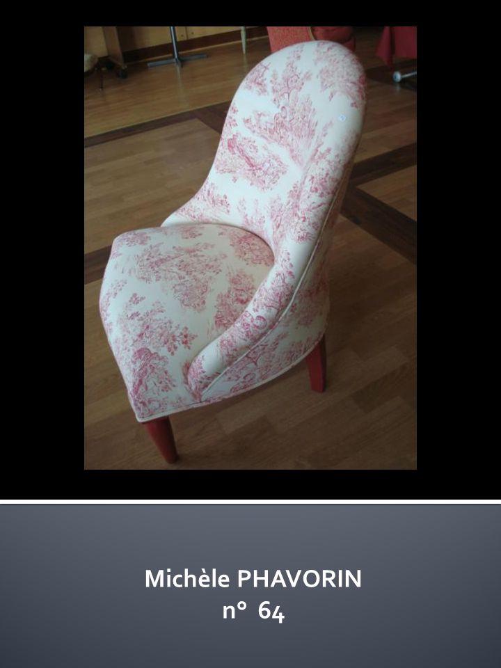 Michèle PHAVORIN n° 64