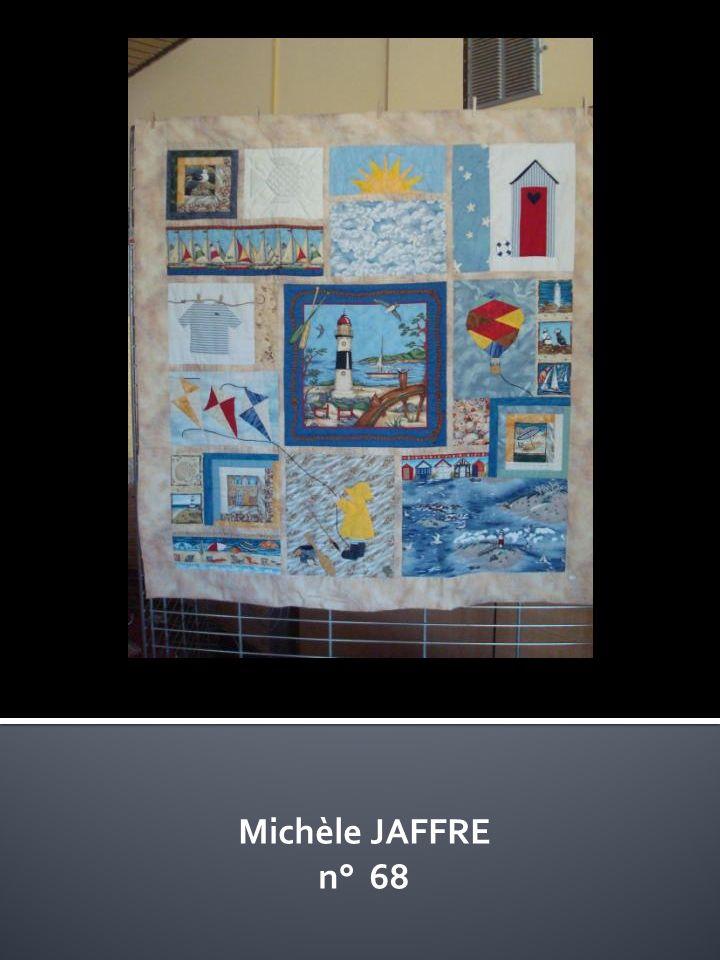 Michèle JAFFRE n° 68