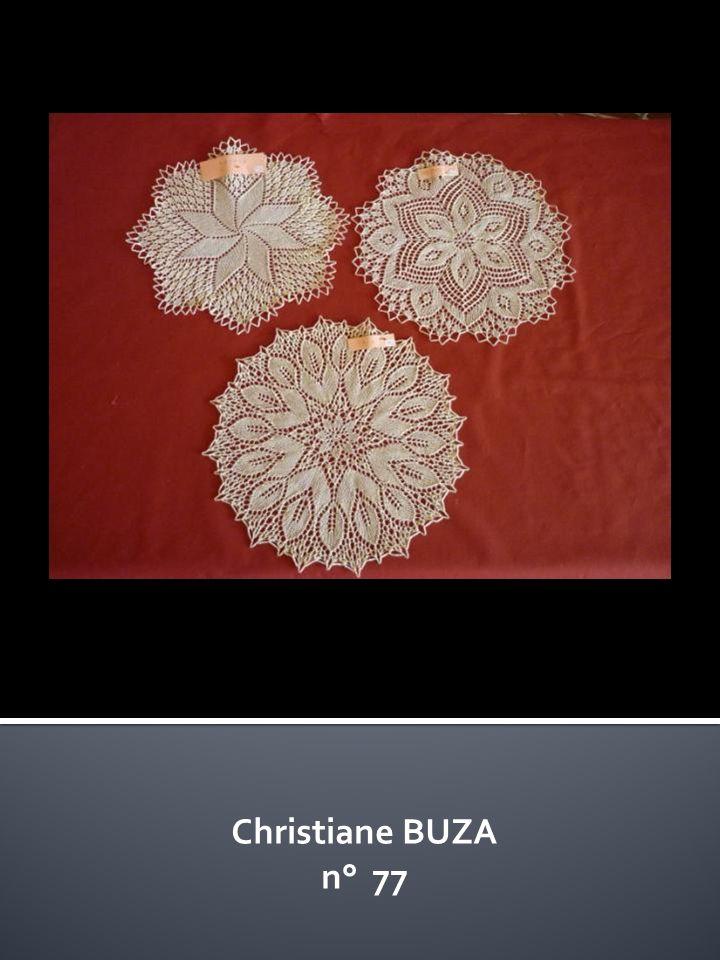 Christiane BUZA n° 77