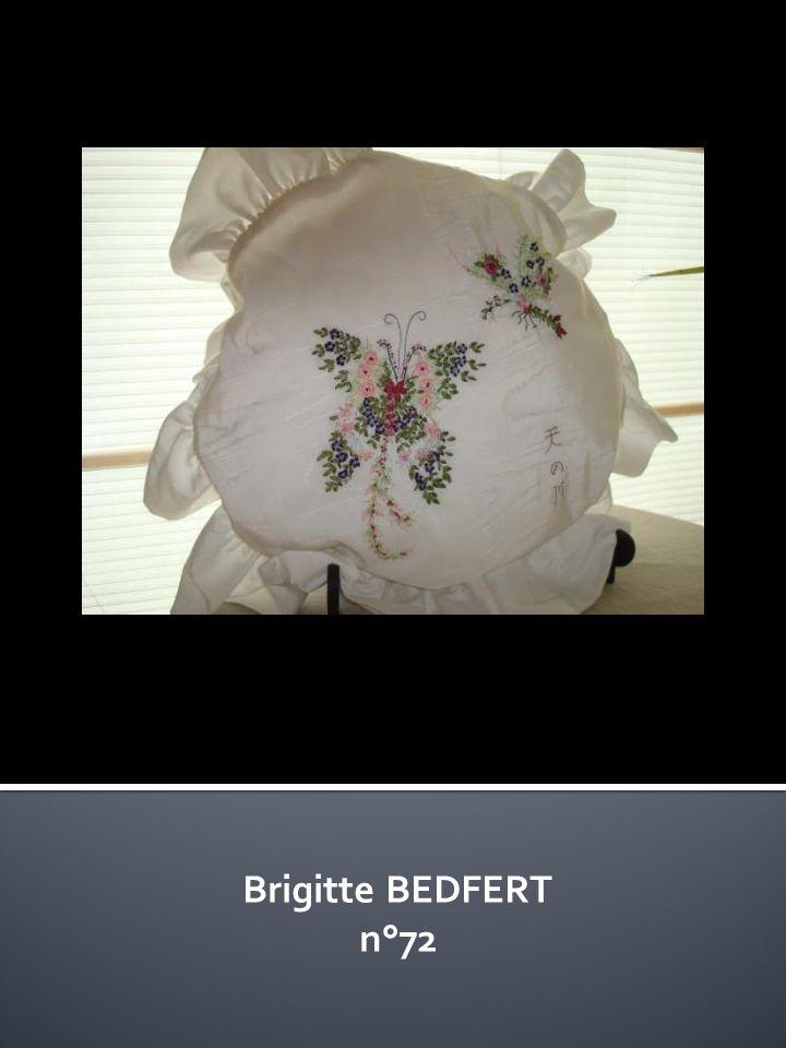 Brigitte BEDFERT n°72