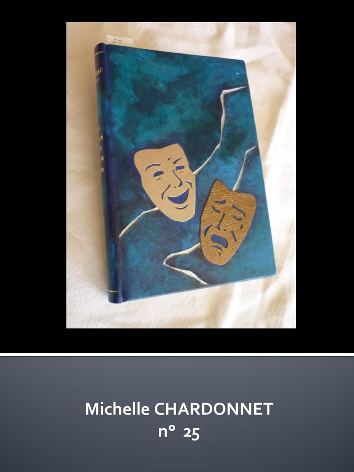 Michelle CHARDONNET n° 25