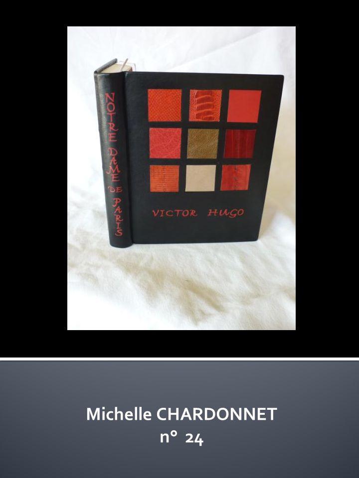 Michelle CHARDONNET n° 24