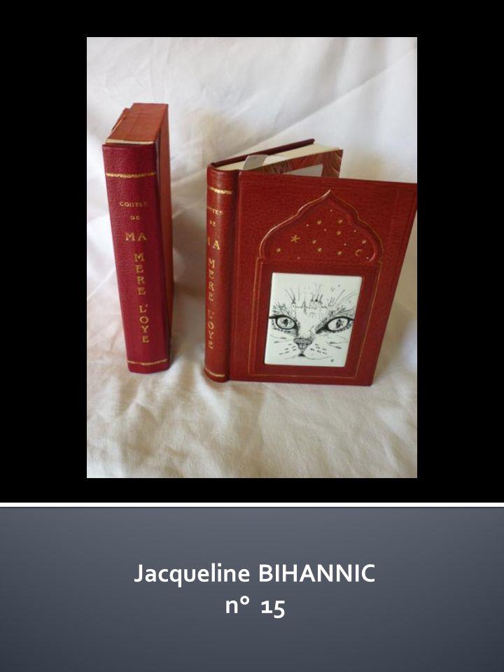Jacqueline BIHANNIC n° 15