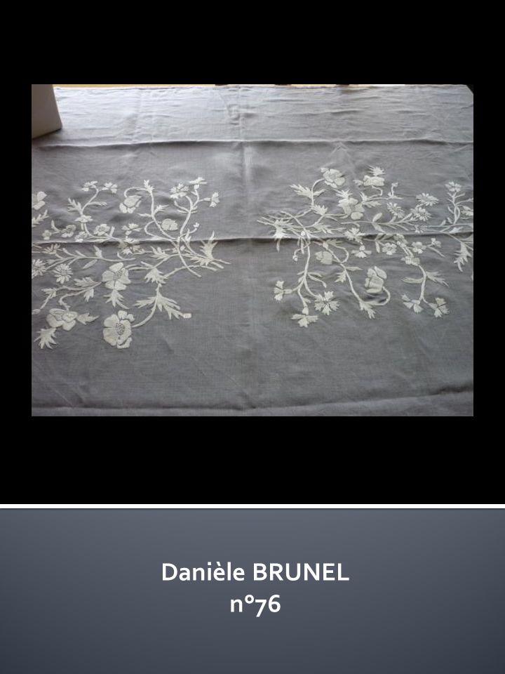 Danièle BRUNEL n°76