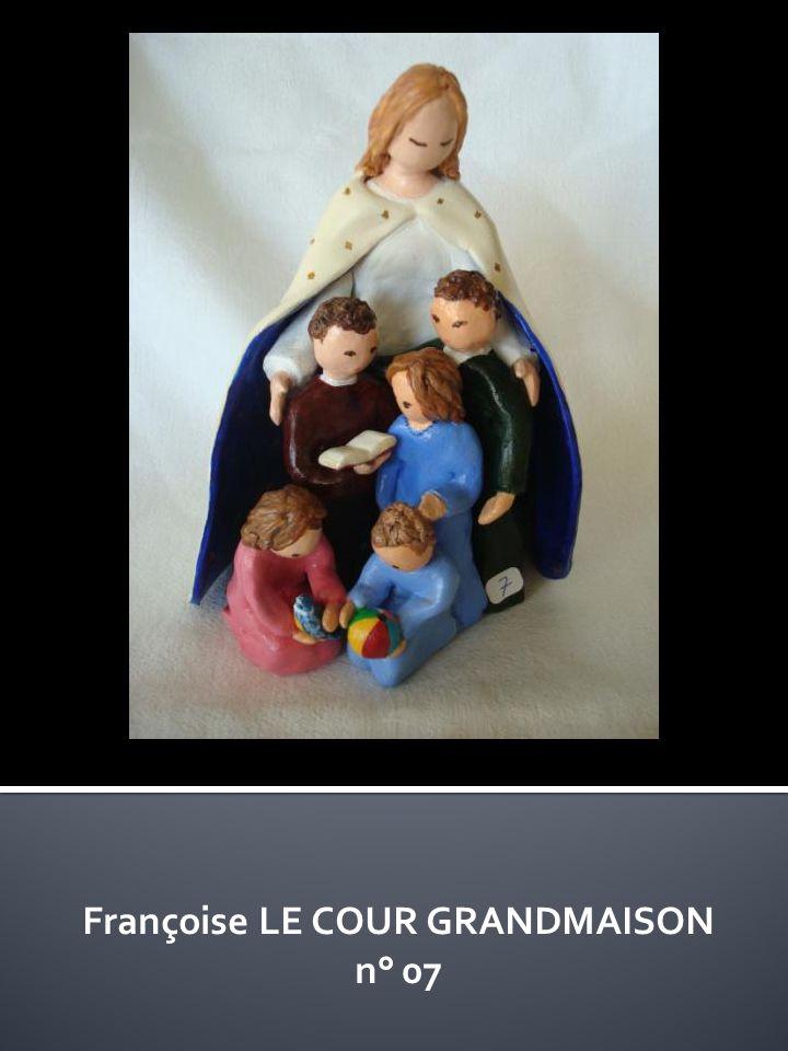 Françoise LE COUR GRANDMAISON n° 07