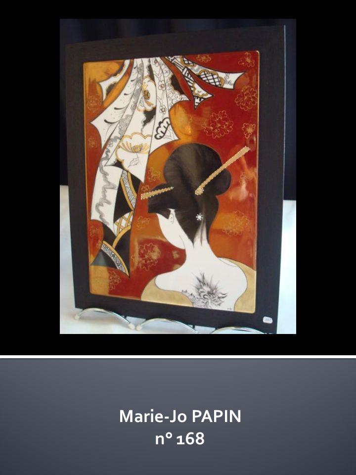 Marie-Jo PAPIN n° 168