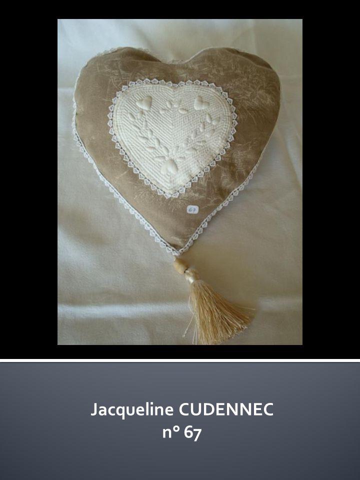 Jacqueline CUDENNEC n° 67