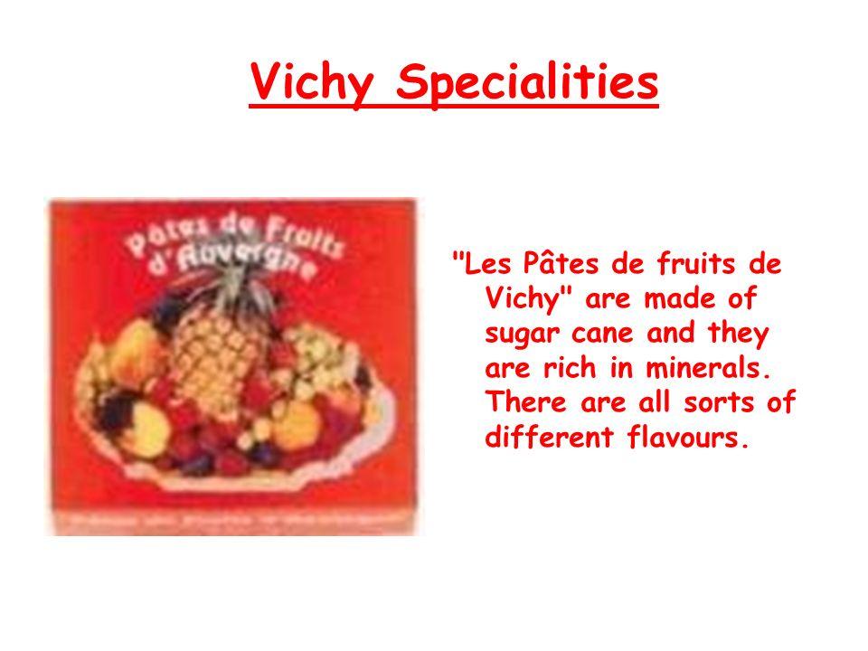 Vichy Specialities