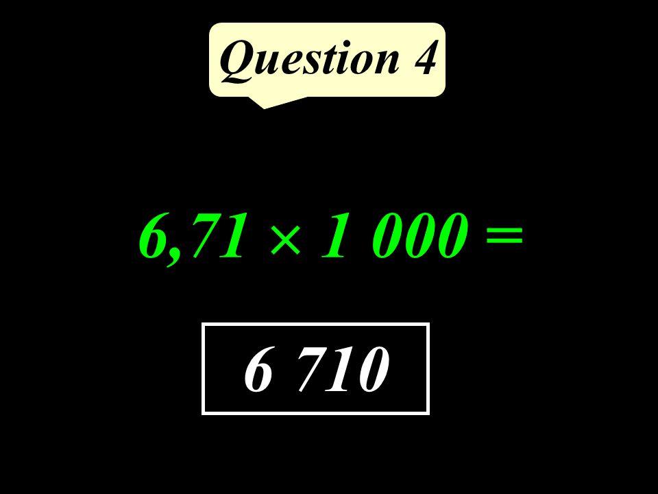 Question 3 55 Calcule la somme de 16 et de 39.