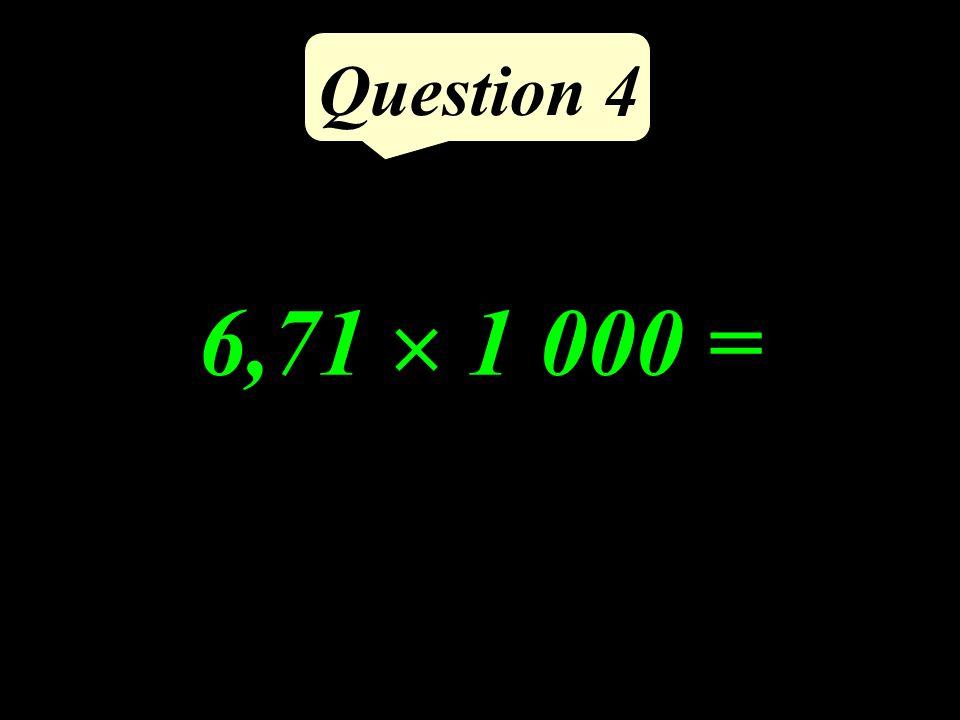 Question 3 Calcule la somme de 16 et de 39.