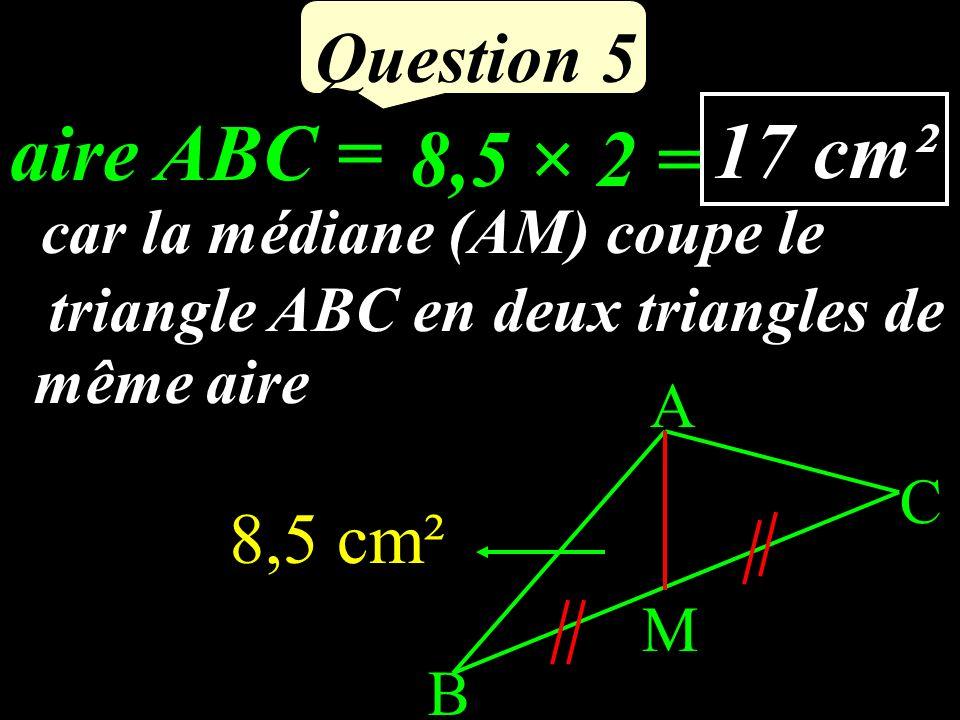 Question 4 xAz et zAy sont z x y A 23° complémentaires donc xAz = 90 – 23 = 67°