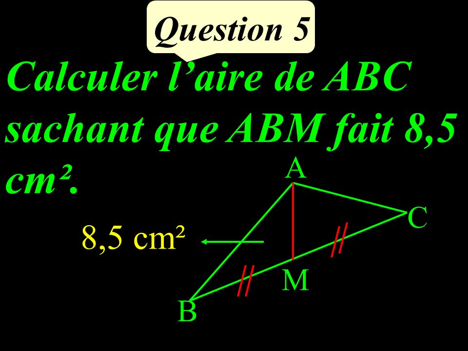 Question 4 xAz et zAy sont ………... donc xAz = ………… x y A z 23°