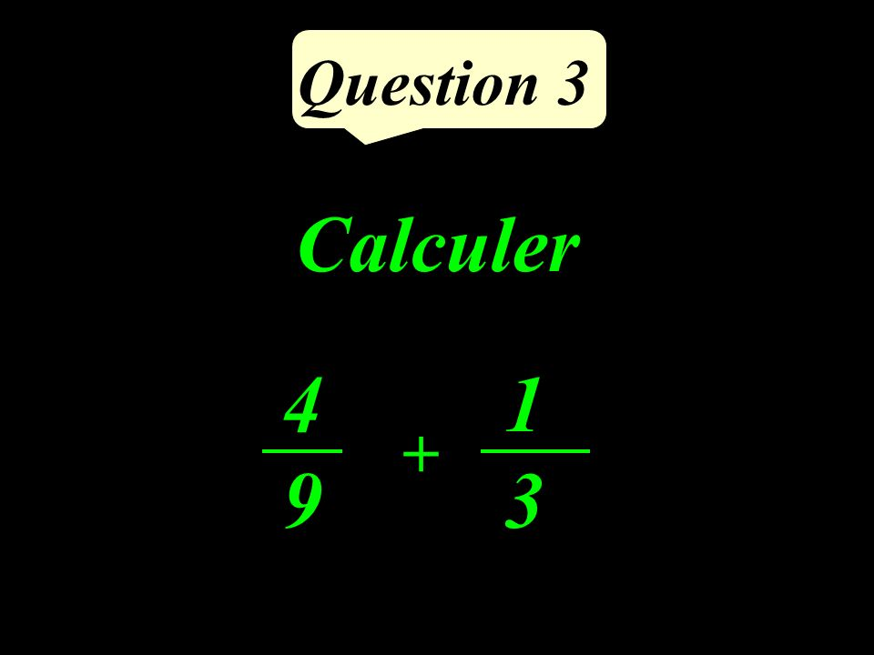 Question 2 Calculer 30 1,5