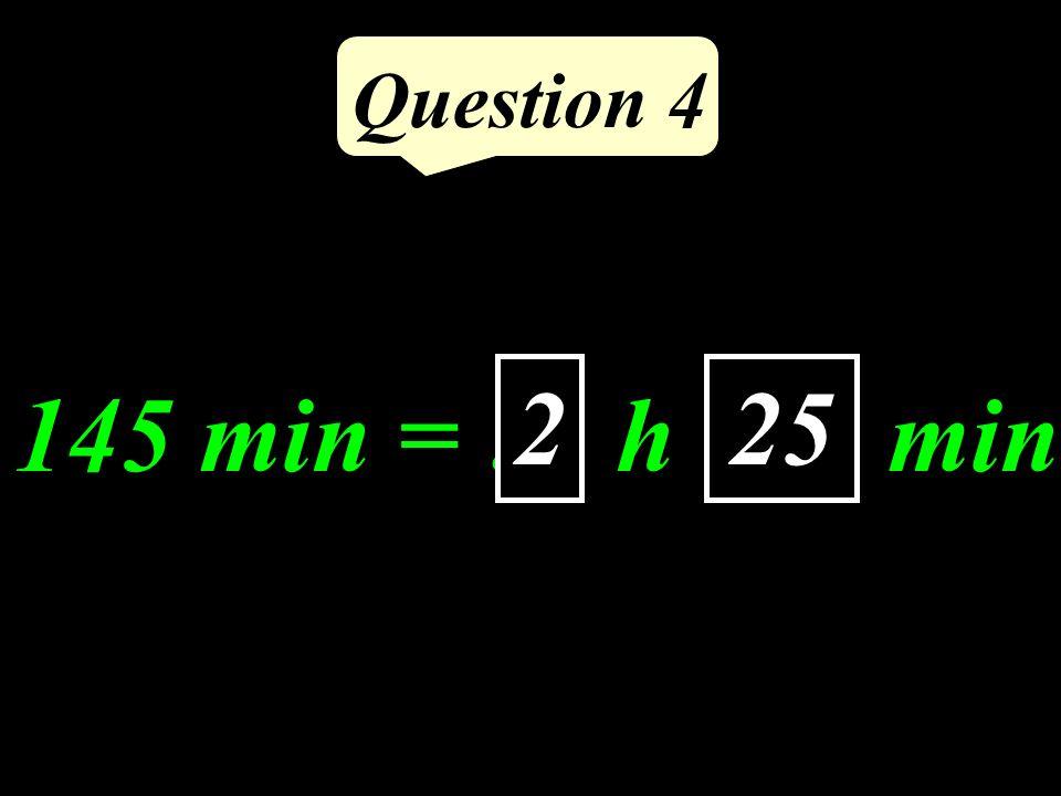 Question 3 4 275 m = ……… km 4,275