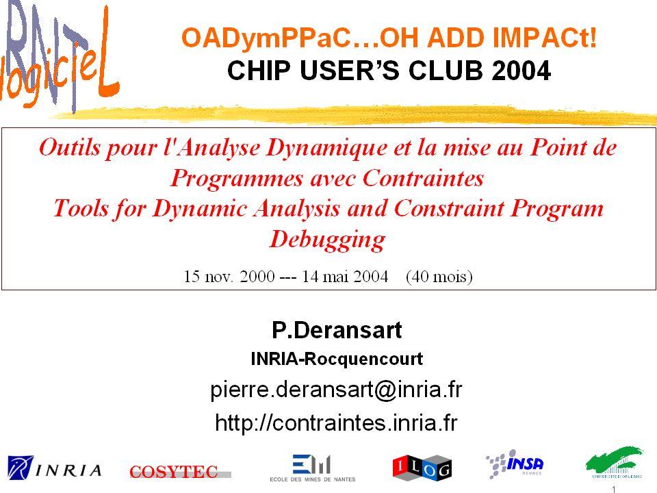 6 Chip User's Club, Paris 16/10/20086