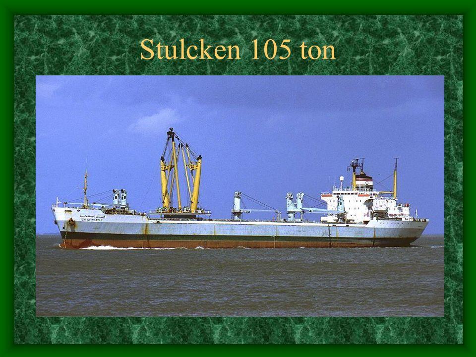 Stulcken 105 ton
