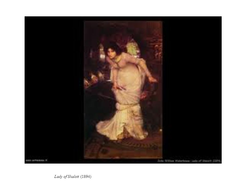 Lady of Shalott (1894)