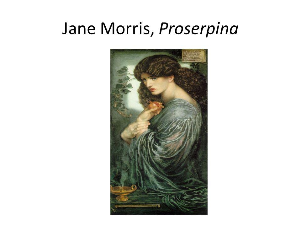 Jane Morris, Proserpina