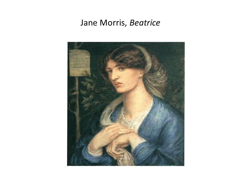 Jane Morris, Beatrice