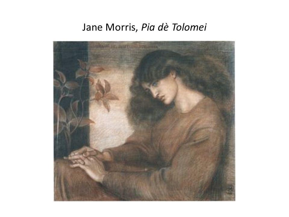 Jane Morris, Pia dè Tolomei