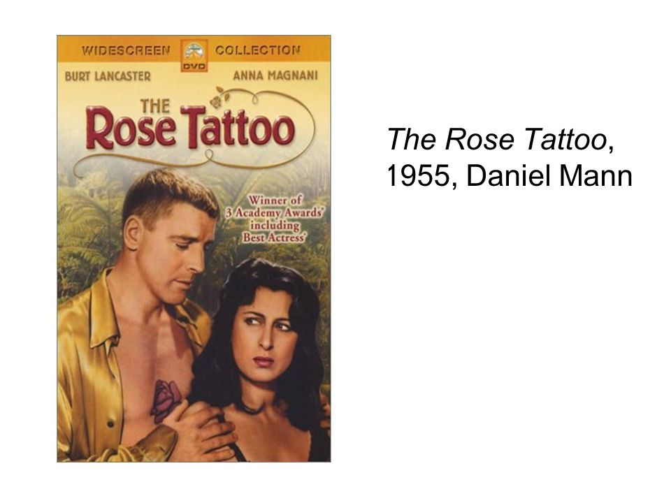 The Rose Tattoo, 1955, Daniel Mann