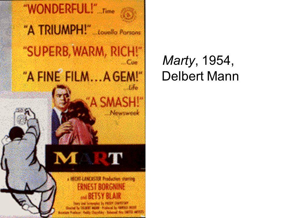 Marty, 1954, Delbert Mann