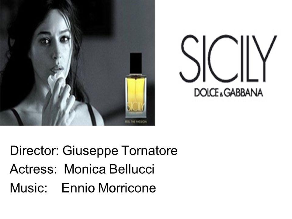 Director: Giuseppe Tornatore Actress: Monica Bellucci Music: Ennio Morricone