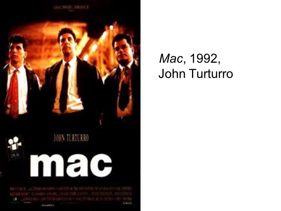 Mac, 1992, John Turturro