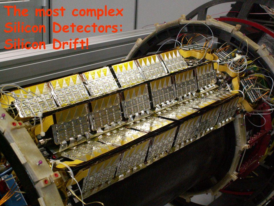 The most complex Silicon Detectors: Silicon Drift!