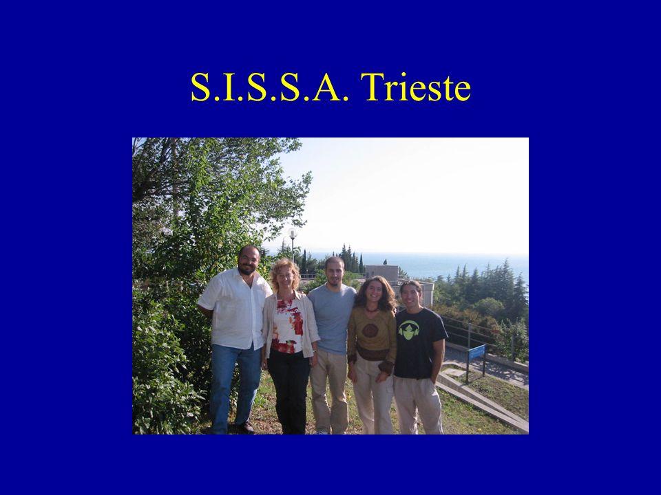 S.I.S.S.A. Trieste
