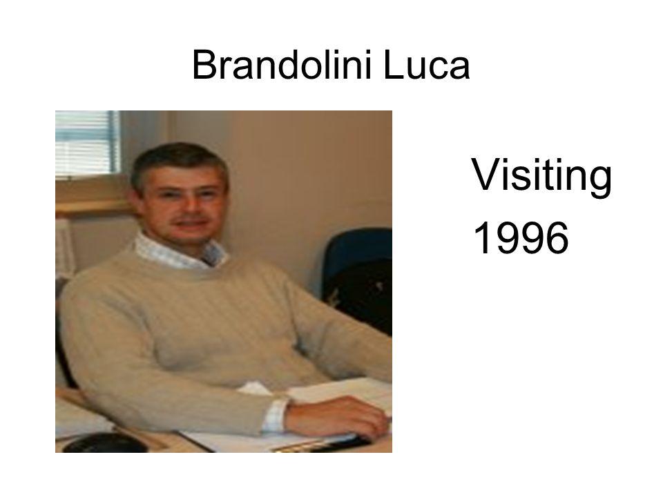 Brandolini Luca Visiting 1996