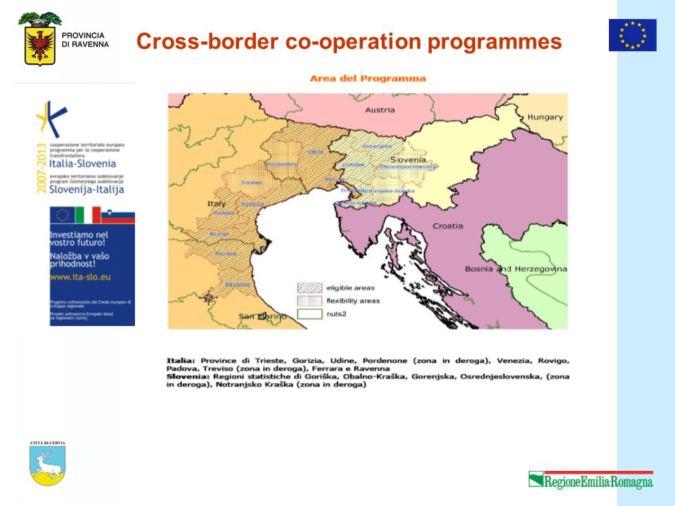Cross-border co-operation programmes