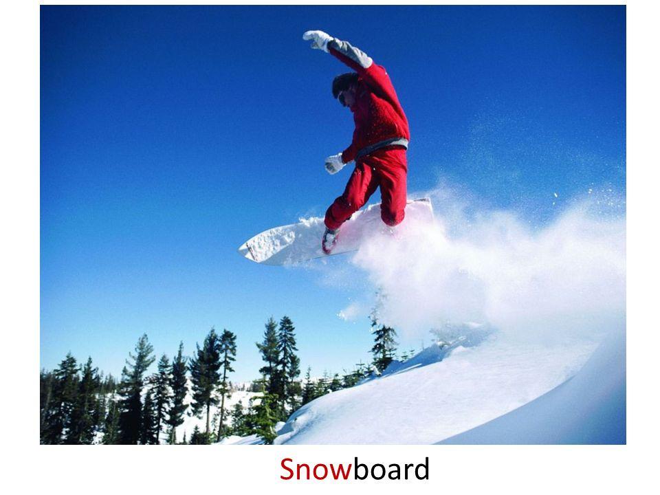 Snow SchneeSnea Snowboard